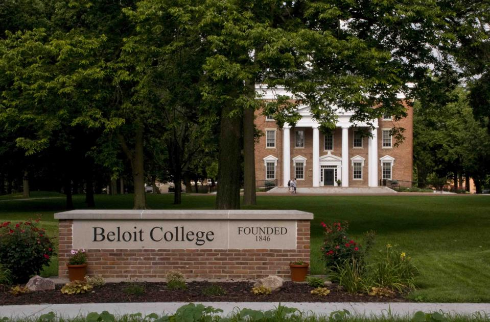 Beloit College campus, Beloit, Wisconsin