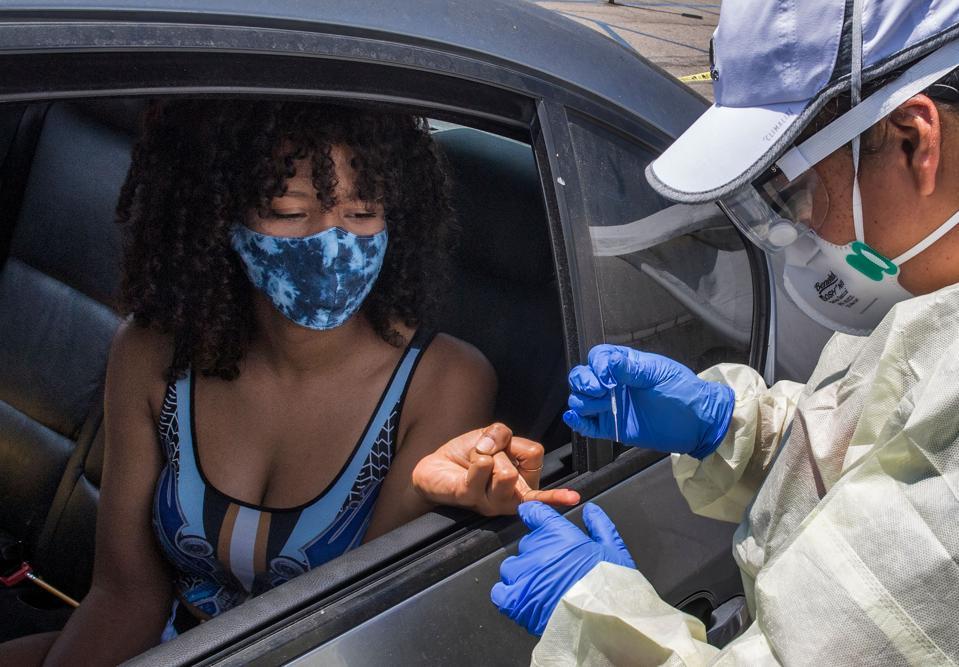 US-HEALTH-VIRUS-TESTING-JUNETEENTH