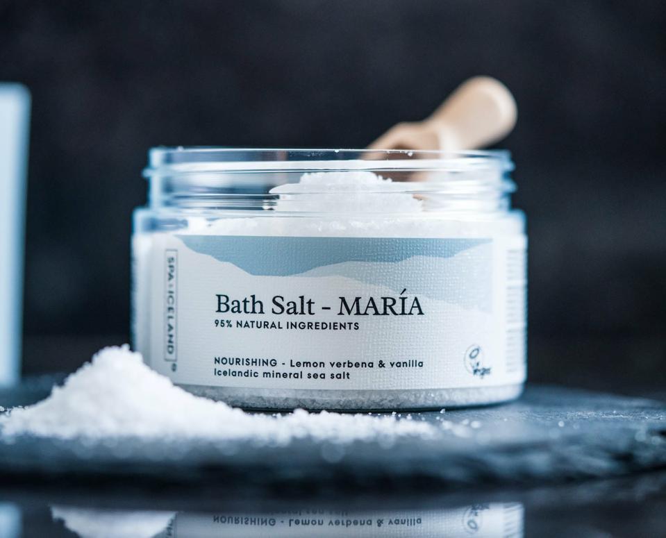 Spa of Iceland Bath salt María