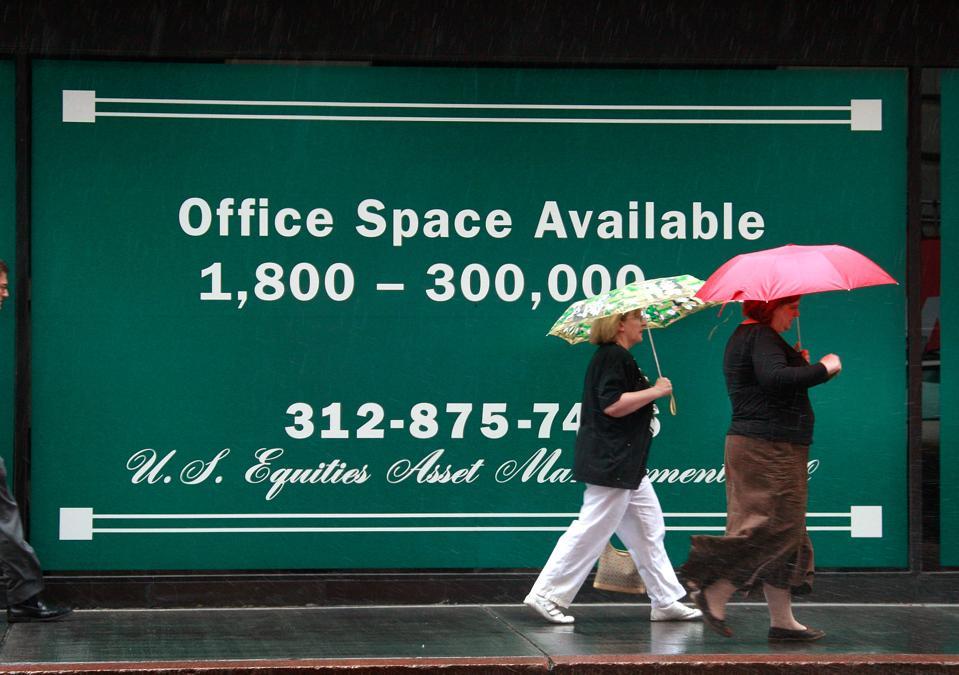 U.S. Office Vacancy Rate Hits 15.9 Percent In Q2