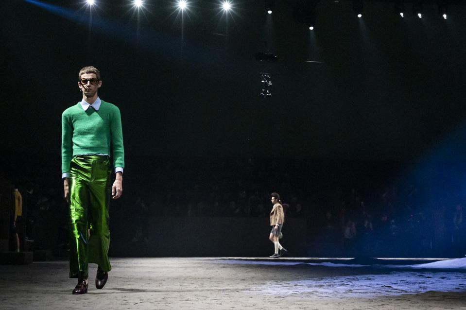 Gucci - Runway - Milan Men's Fashion Week Fall/Winter 2020/2021