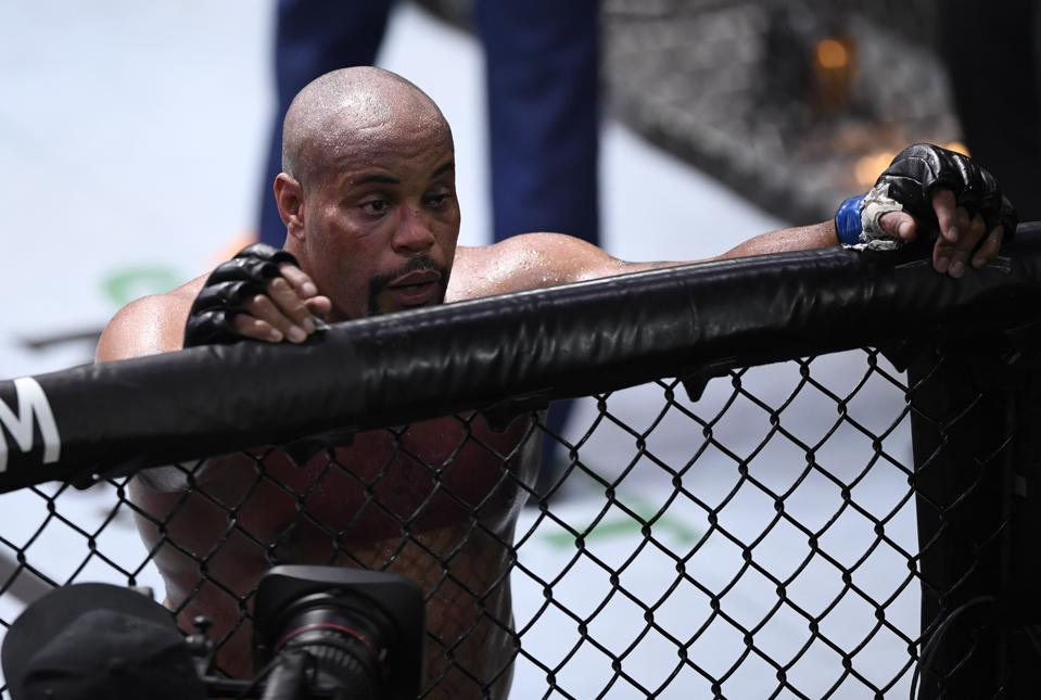 Daniel Cormier retired from MMA last night following a decision loss to Stipe Miocic in the main event of UFC 252.