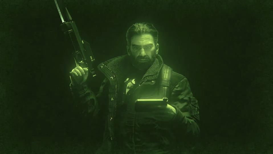 Sam Fisher as seen in Rainbow Six Siege.