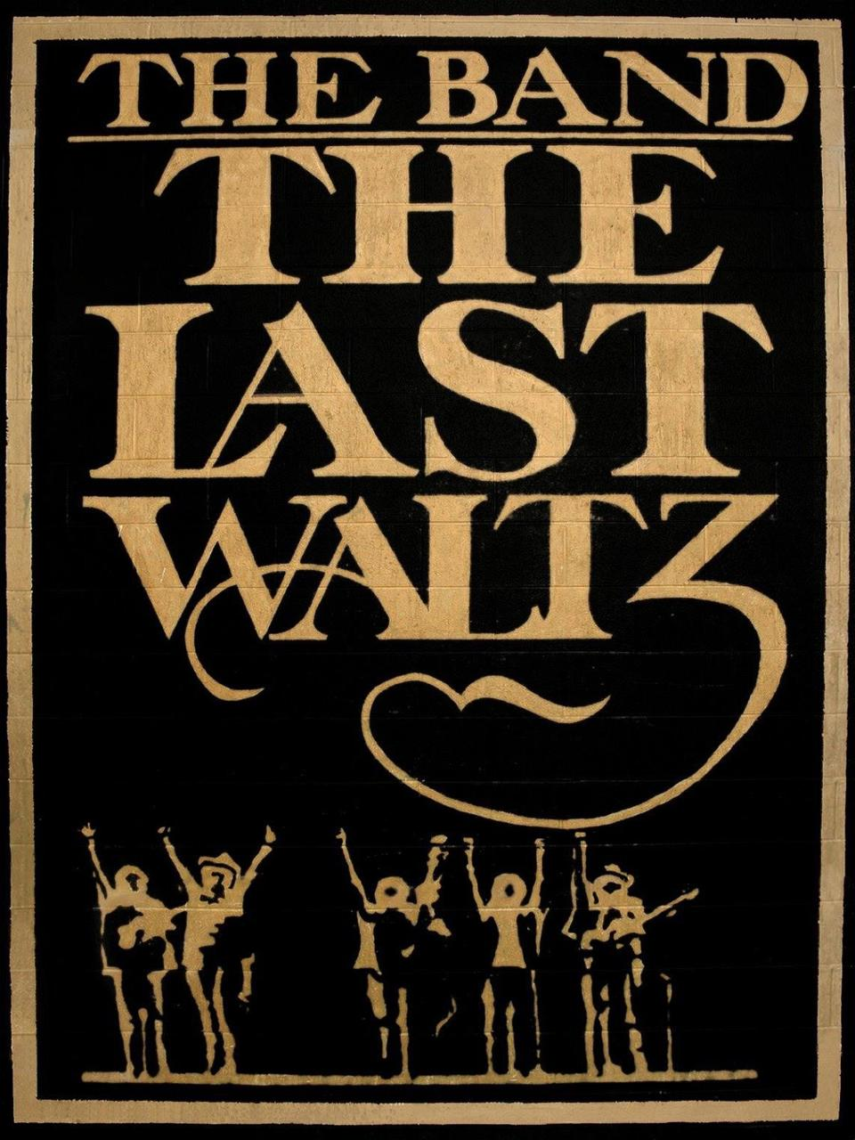 The Last Waltz, The Band