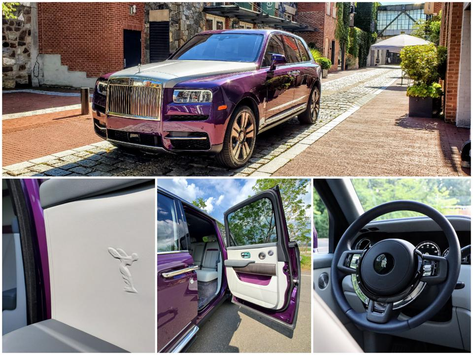 2020 Rolls-Royce Cullinan Review: A Successful Entrance