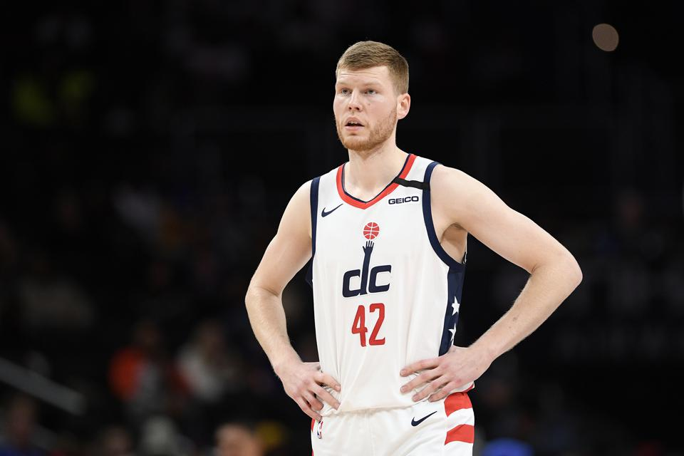 Wizards Bertans Opts Out Basketball