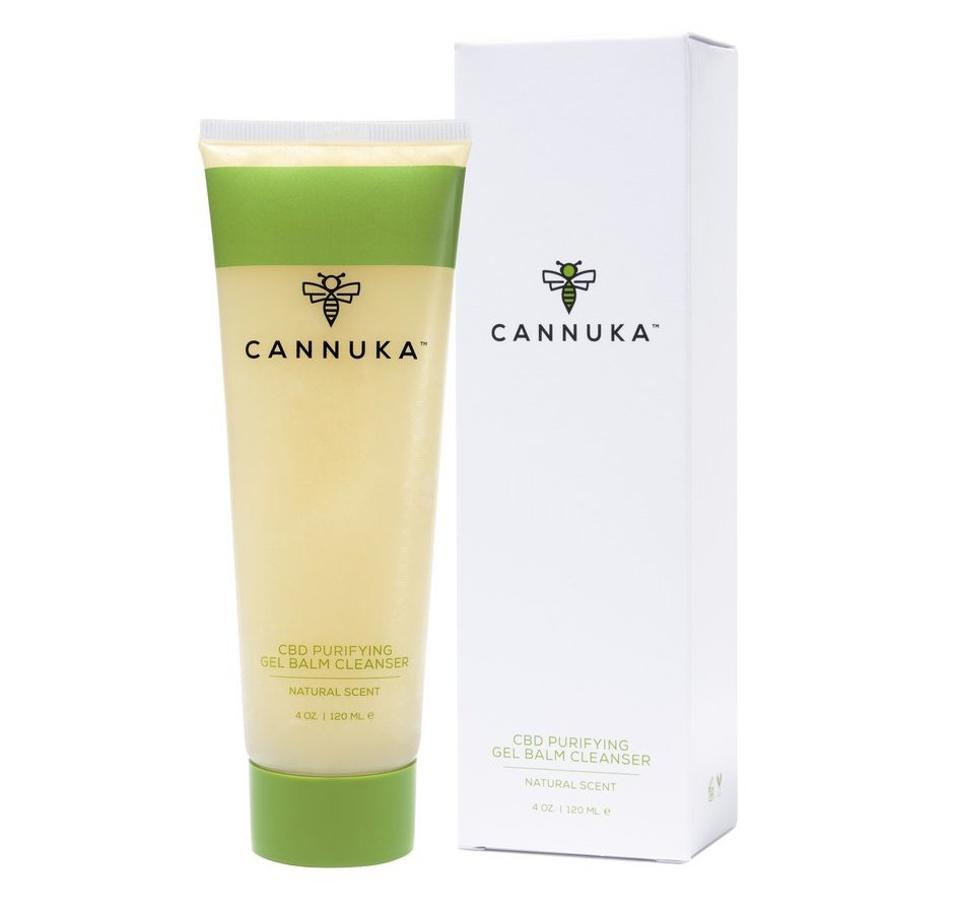 Cannuka Purifying Gel Balm Cleanser CBD