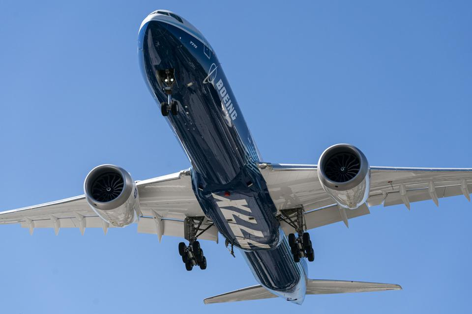 Boeing Delays 777X Jet As Pandemic Causes Drop In Demand