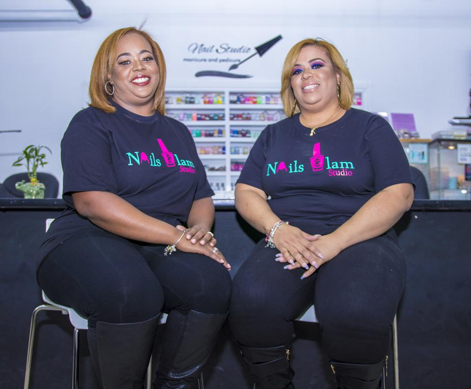 Yahaira Caraballo, Nail Glam Studio, Black Women Entrepreneur, Black owned Pursuit Lending