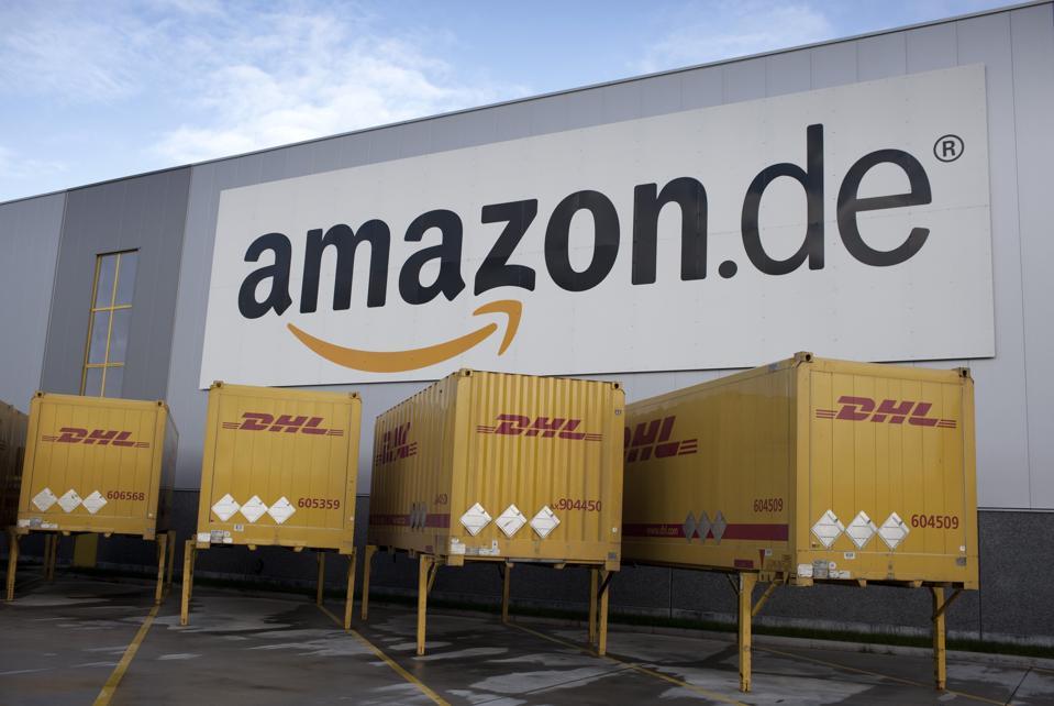 DEU: Amazon's Logistics Center