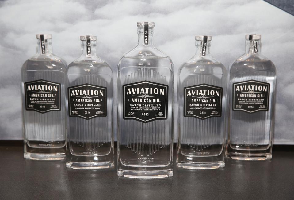 Salón VIP de los American Music Awards 2018 presentado por Aviation American Gin