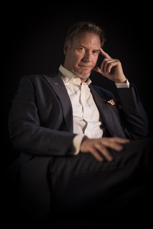 Aston Martin chief creative officer Marek Reichman