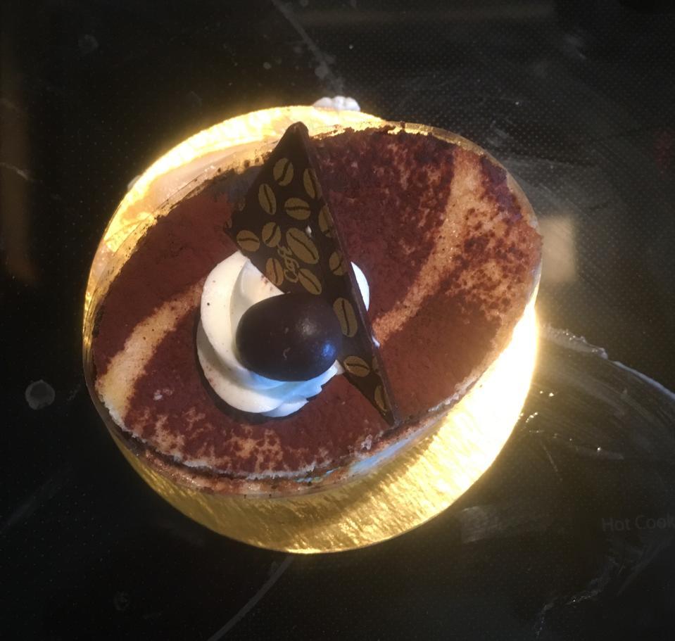 Tiramisu at Cakes by Rubina
