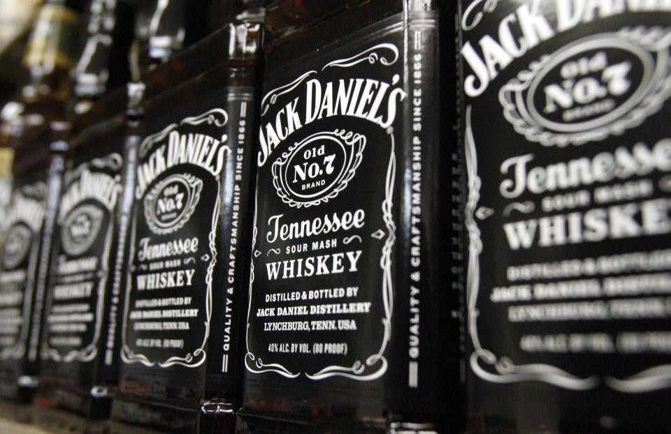 Hackers Stole 1 Terabyte Of Data From Billion-Dollar U.S. Liquor Maker