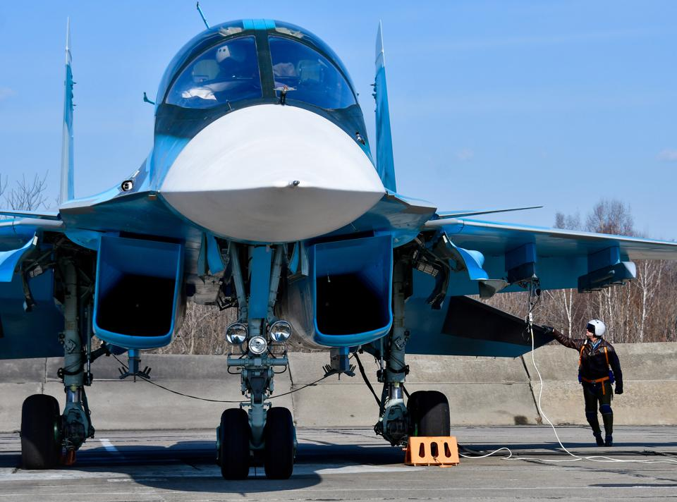 2018 Aviadarts military aviation competition enters district stage in Russian Far East