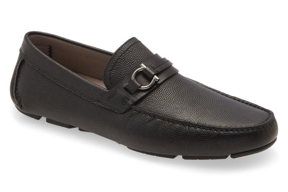 Salvatore Ferragamo Remar Driving Shoe (Men)