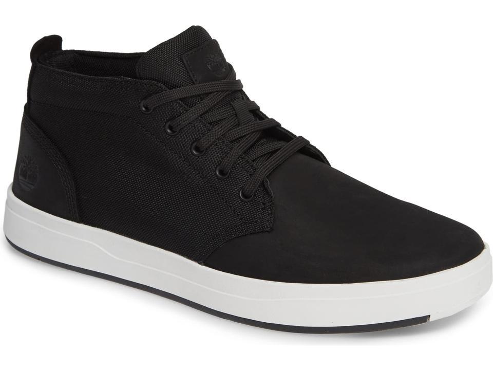 Timberland Davis Square Mid Top Chukka Sneaker