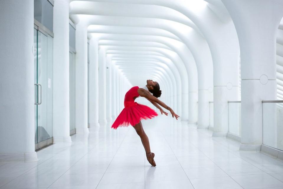 Ingrid Silva, ballerina and advocate