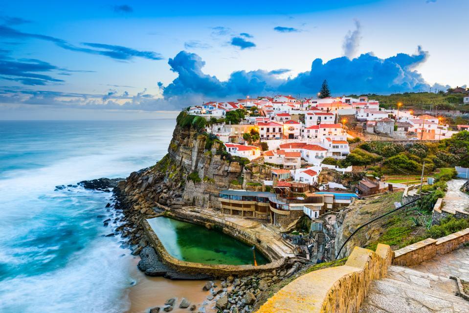 Azenhas do Mar escape the us move abroad