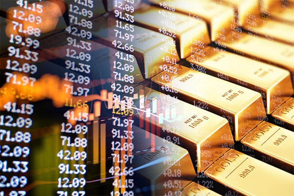 gold price correction