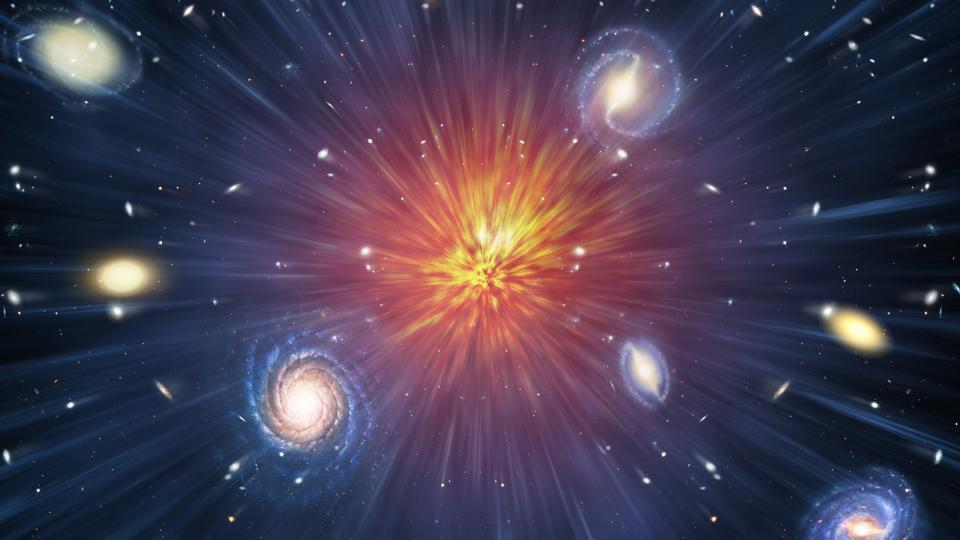 Universe May Have Started In A Big Bounce Rather Than A Big Bang Scientists Say