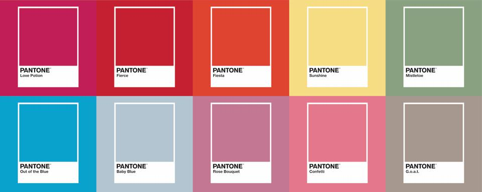 pantone collection