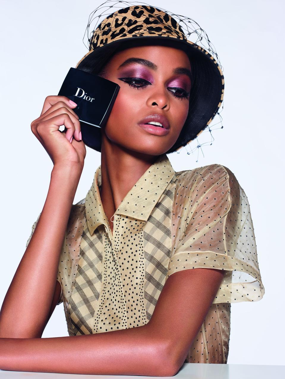 Celebrity Beauty: Dior Beauty 2020