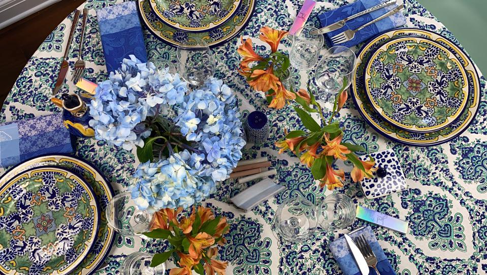 House of Puff Tablescape