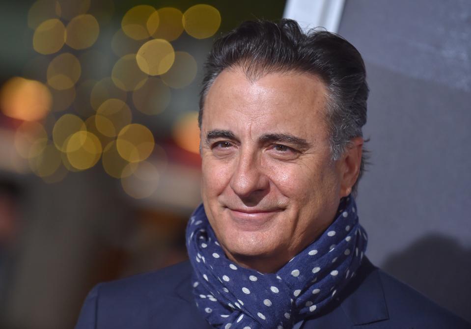 Actor Andy García