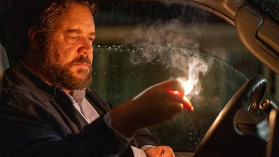 Russell Crowe in 'Unhinged'