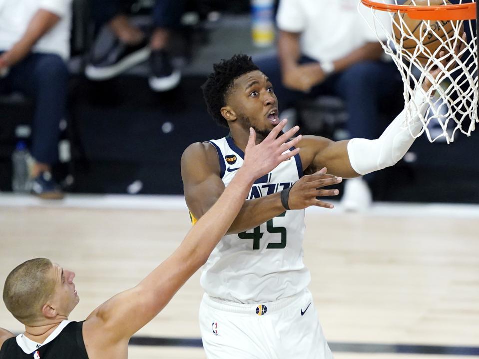 Jazz Nuggets Basketball