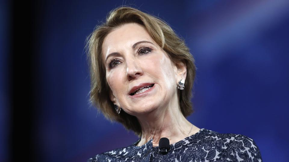 Trump Impeachment Fiorina