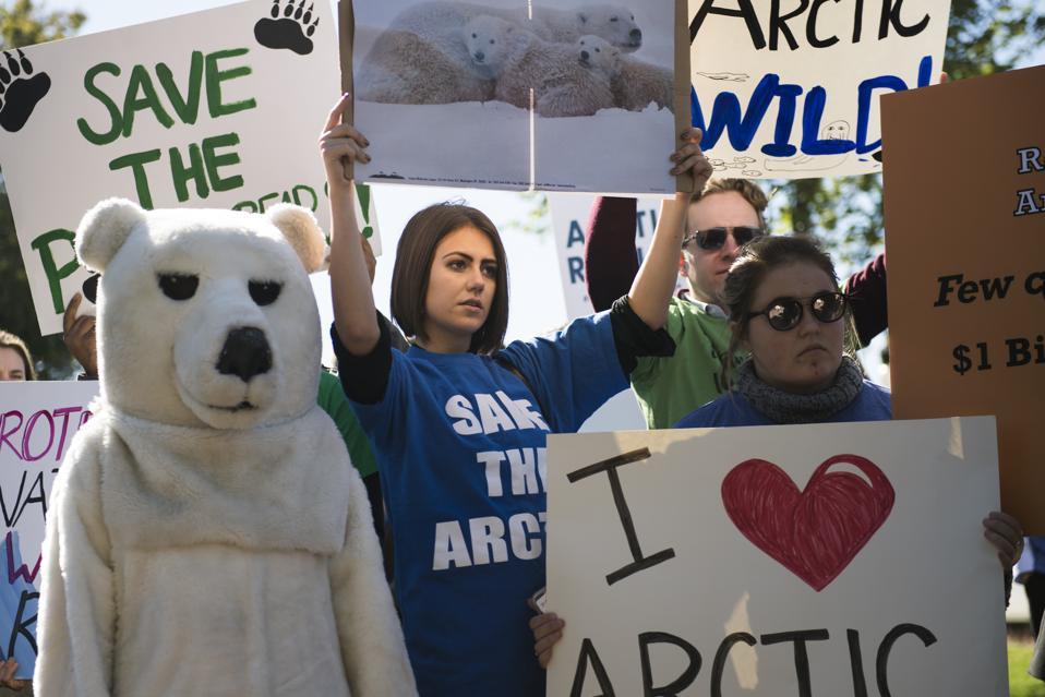 CBD Oil Arctic National Wildlife Refuge