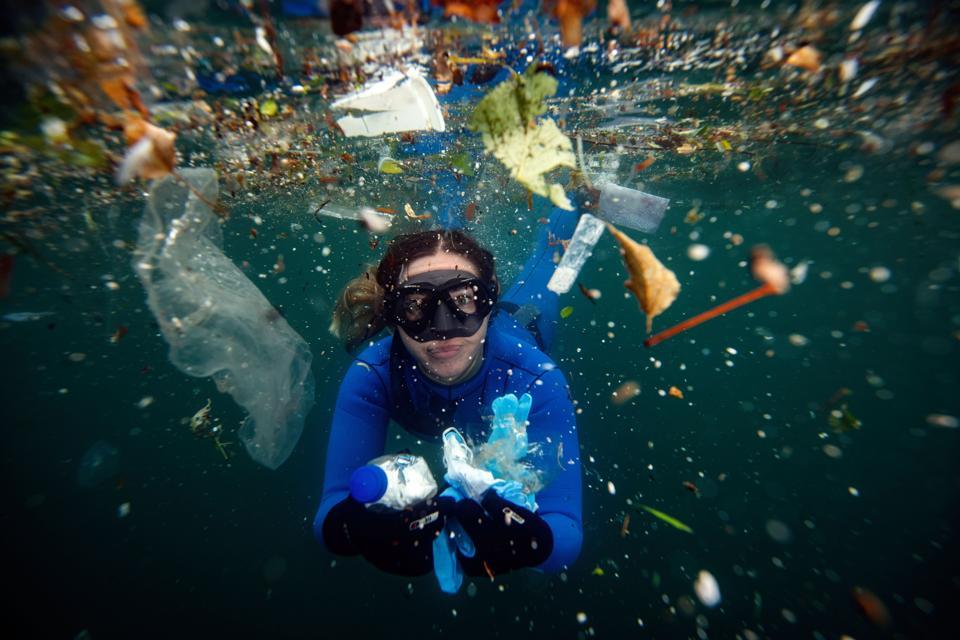 plastic pollution, microplastics, cancer, health