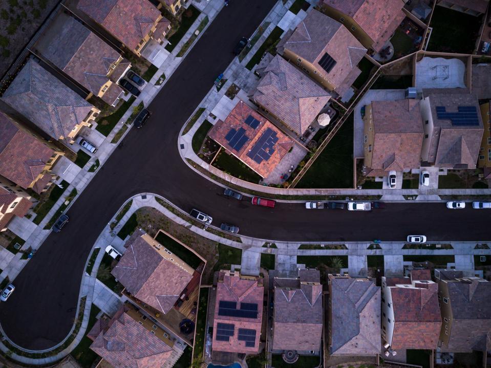 Suburban Rooftops