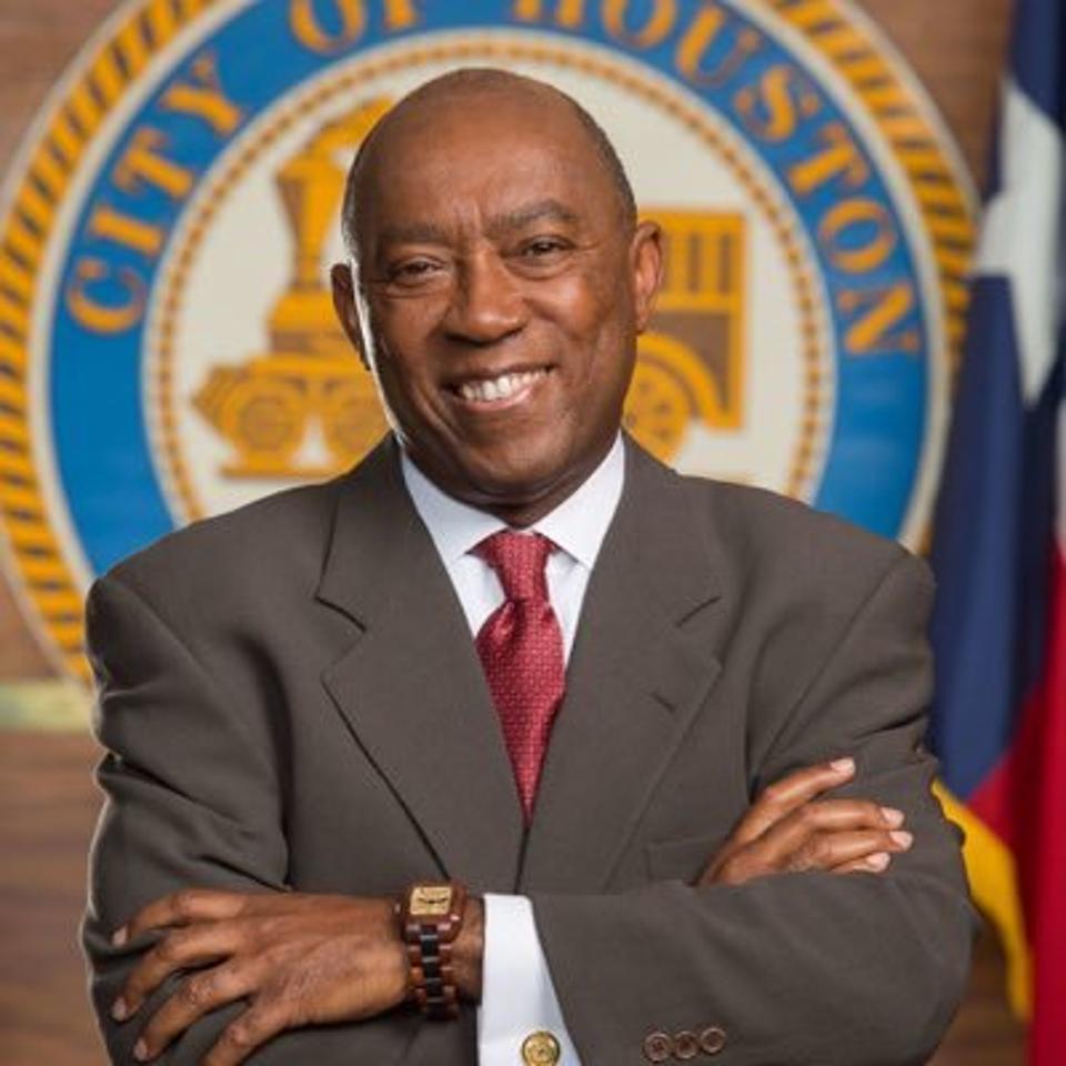 Mayor Sylvester Turner of Houston, Texas