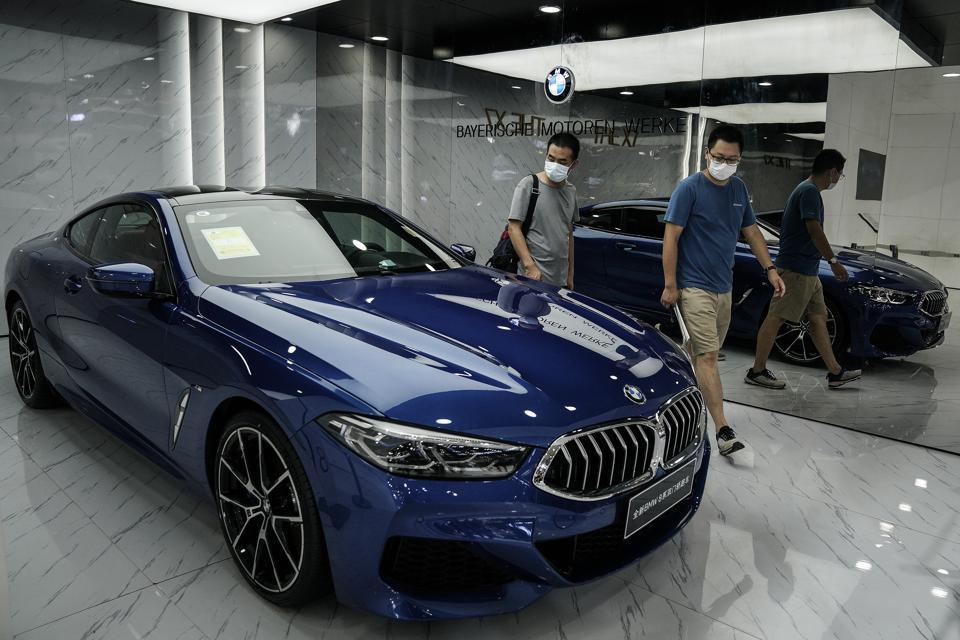 Le Salon de l'auto démarre à Wuhan au milieu d'une pandémie mondiale