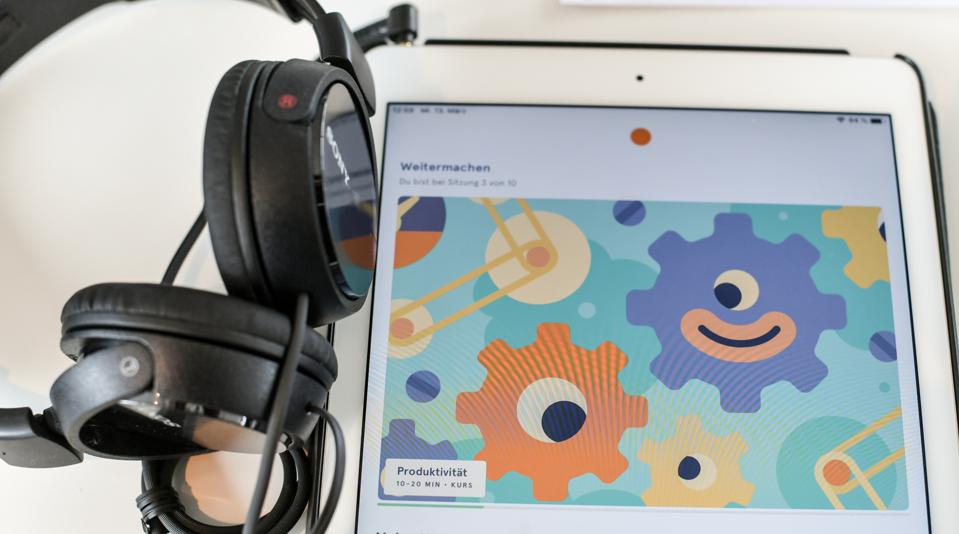 Headspace and Calm are among mental wellness apps making a big push into music.