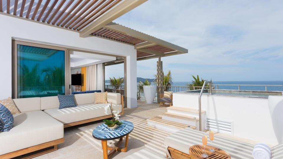 resort balcony
