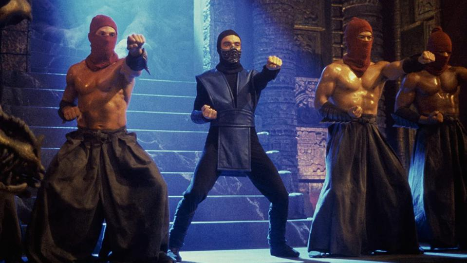 Mortal Kombat' At 25: Still One Of The Best And Most Successful Video Game  Movies