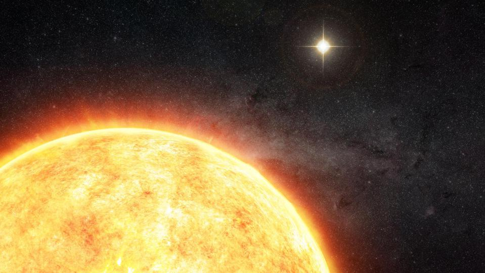 Did our Sun have a companion star earlier in its life?