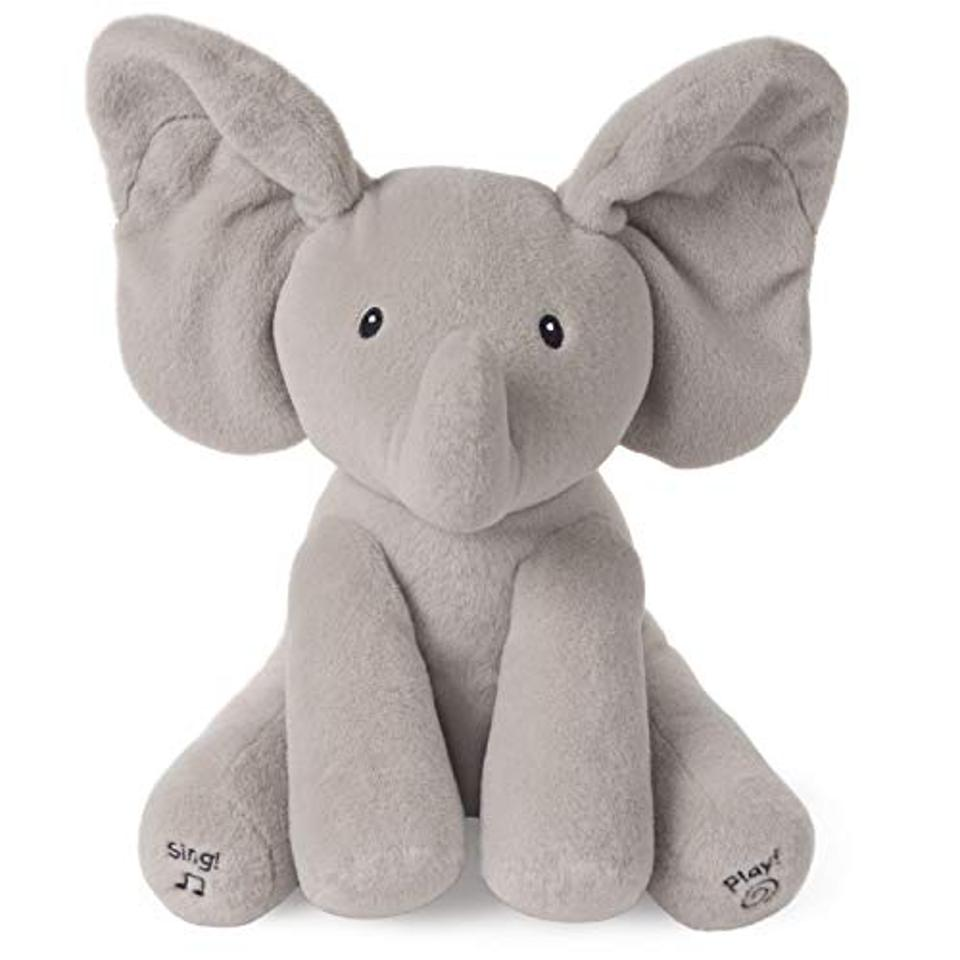 Baby Gund Animated Flappy the Elephant Stuffed Animal