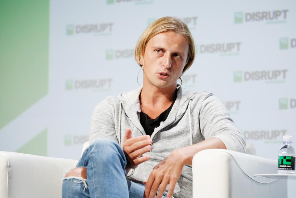 Revolut CEO Nikolay Storonsky