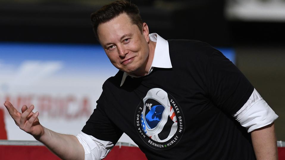 Billionaire Elon Musk Raises $1.9 Billion In New Funding For SpaceX