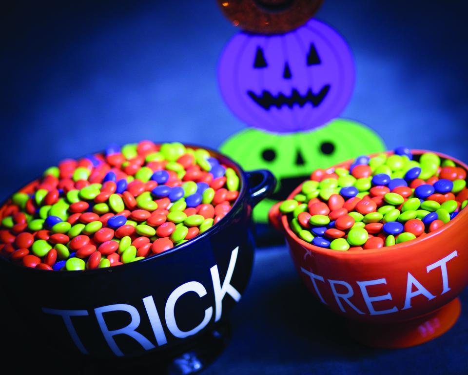 Mars Wrigley targets the Halloween season to drive candy sales.