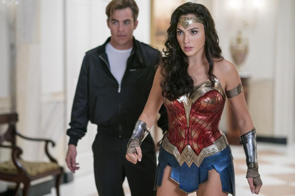 New Wonder Woman 1984 Trailer Debuts Saturday At Dc Fandome