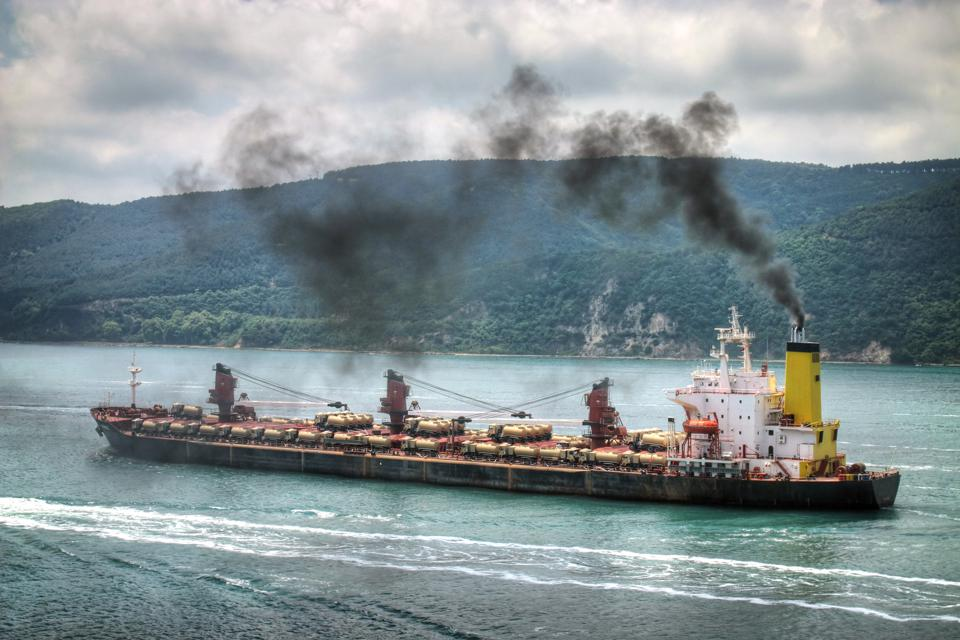 Ship fuels are one of the biggest sources of air pollution and climate change