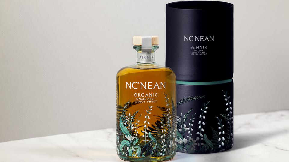 Nc'nean scotch whisky expensive whiskey auction