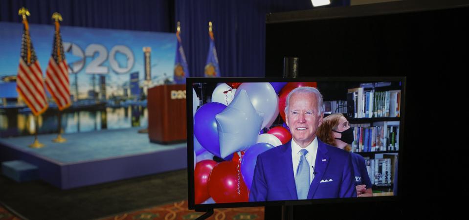 Democrats Hold Unprecedented Virtual Convention