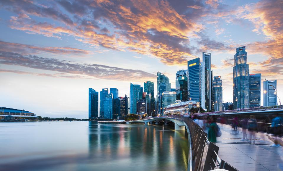 Singapore Rich List 2020 Forbes Asia
